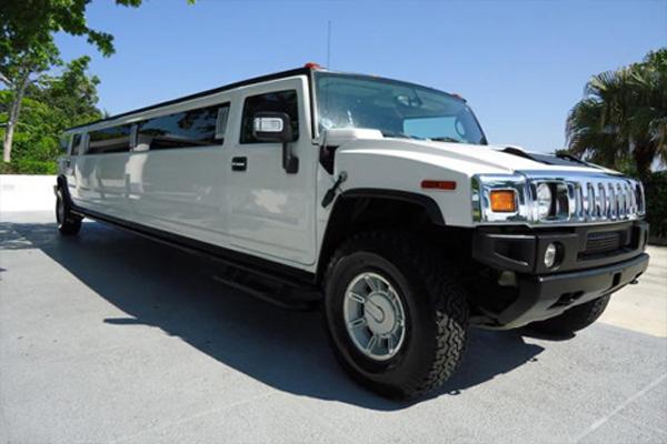 14 Person Hummer Dayton Limo Rental
