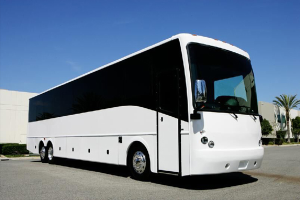 50 Person Charter Bus Service Dayton