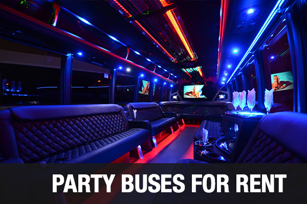 Party Buses For Rent Dayton