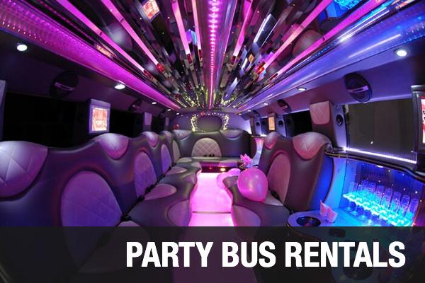 Party Bus Rentals Dayton
