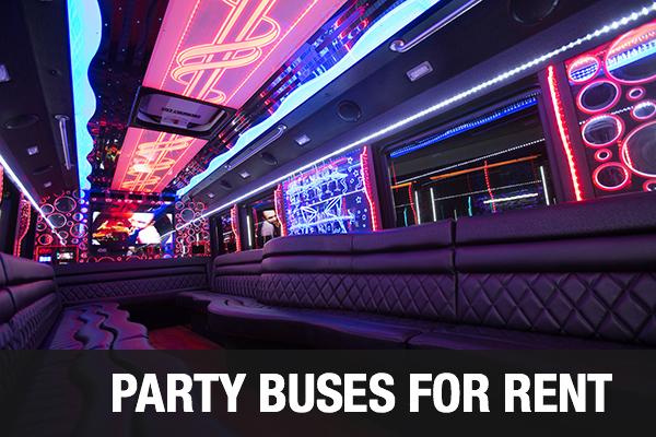 Party Bus Dayton