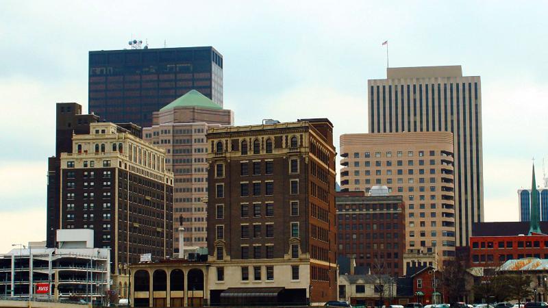 Party Bus Rental Downtown Dayton