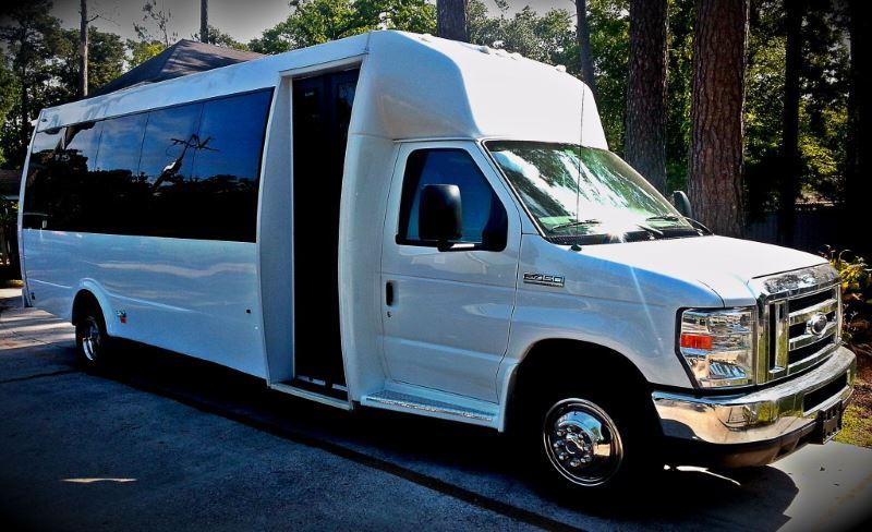 Dayton 22 Passenger Party Bus
