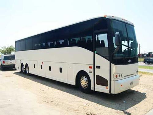 Dayton 56 Passenger Charter Bus